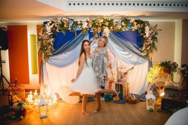Fiesta de 15 - Fotos con familiares
